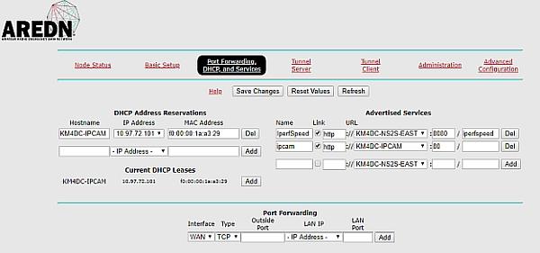 IP Cameras | Amateur Radio Emergency Data Network