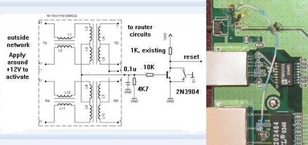 PoE Reset Circuit for UBNT | Amateur Radio Emergency Data Network | Nanostation M2 Wiring Diagram |  | Amateur Radio Emergency Data Network